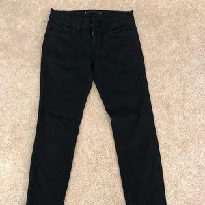 J Black Skinny Jeans